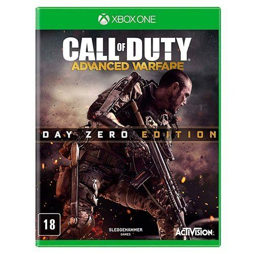 Call of Duty Advanced Warfare Edição Day Zero - Xbox One