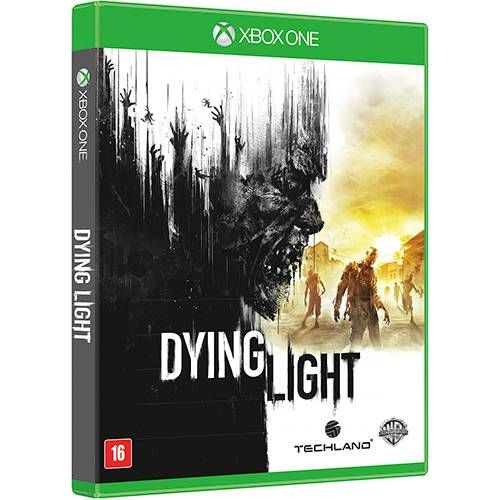 Dying Light- Xbox One Seminovo