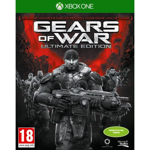 Gears of War Ultimate Edition - Xbox One Seminovo