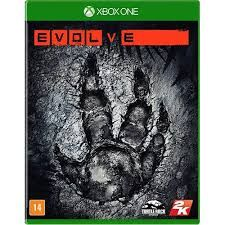 Evolve - Xbox One Seminovo