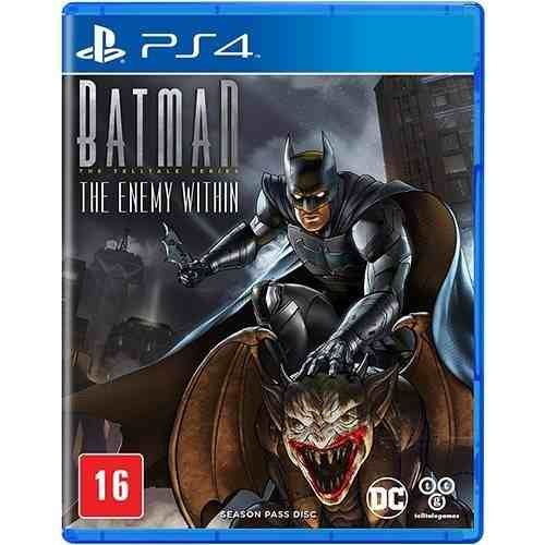 Batman Enemy Within - PS4 Seminovo