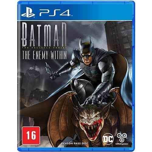Batman Enemy Within - PS4 Seminovo