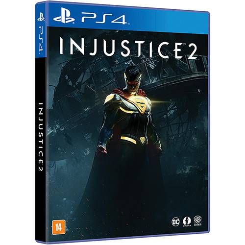 Injustice 2 Ed. Limitada - PS4