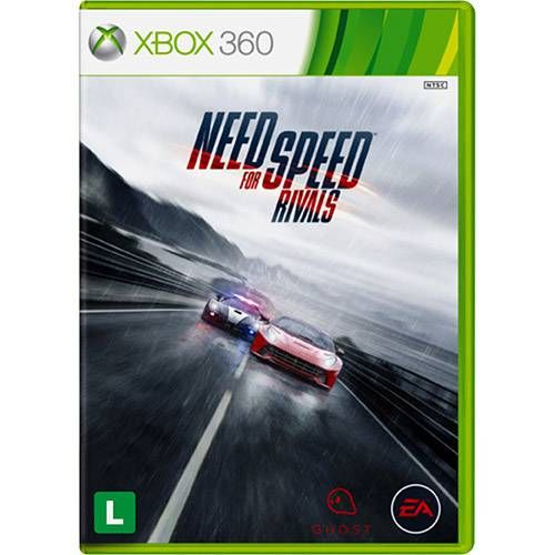 Need For Speed Rivals - Xbox 360 Seminovo