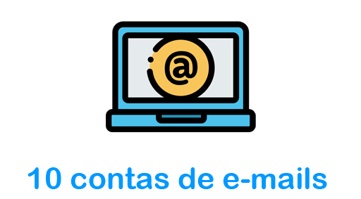 Criação de Sites Institucional - Crie e-mails profissionais e tenha mais credibilidade.