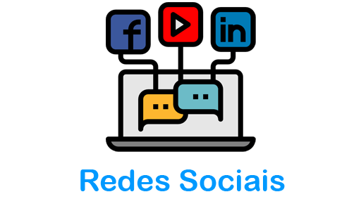 Criação de Sites Institucional - Facebook, Instagram, Youtube, Whats-app no seu site.