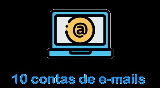 Loja Virtual - Crie e-mails profissionais e tenha mais credibilidade.