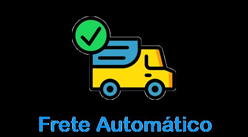 Loja Virtual - Cálculo automático de frete. Sem complicações.