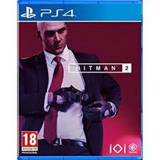 Hitman 2 - PS4 Midia Fisica
