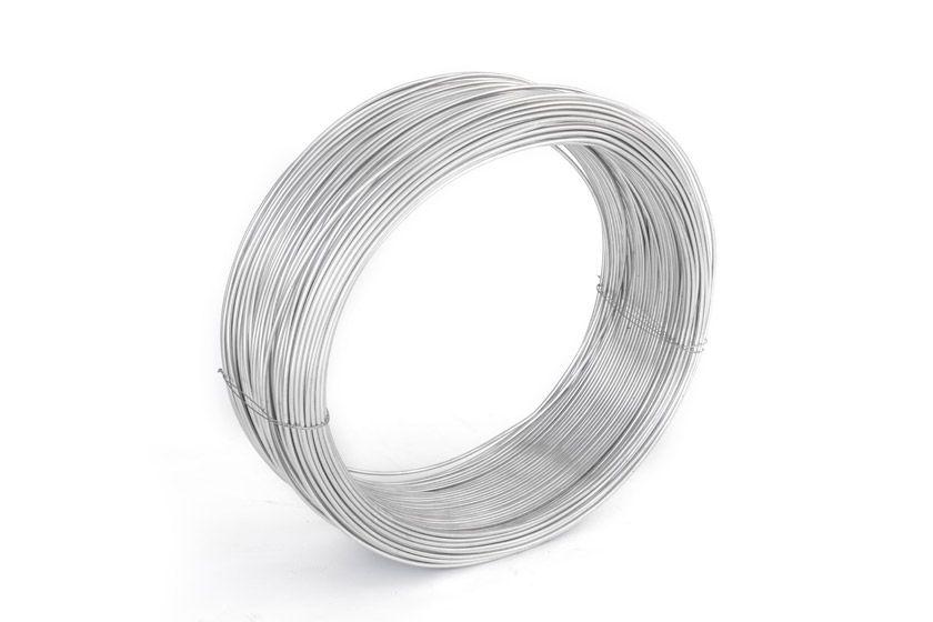 Fio de aluminio