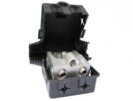 Conector Al Perfurante 4D