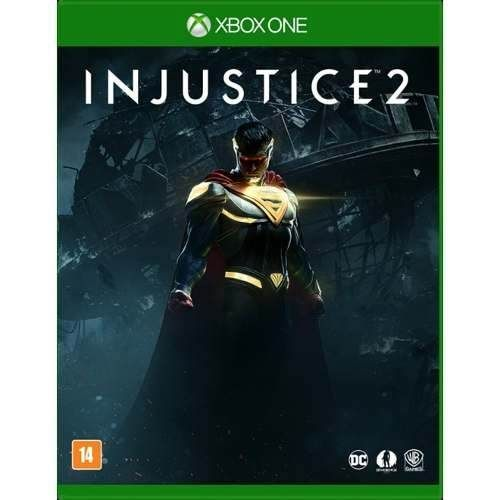 Injustice 2 - Xbox One Seminovo