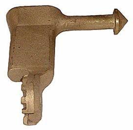 Cabeçote de Bronze p/Vara Fibra