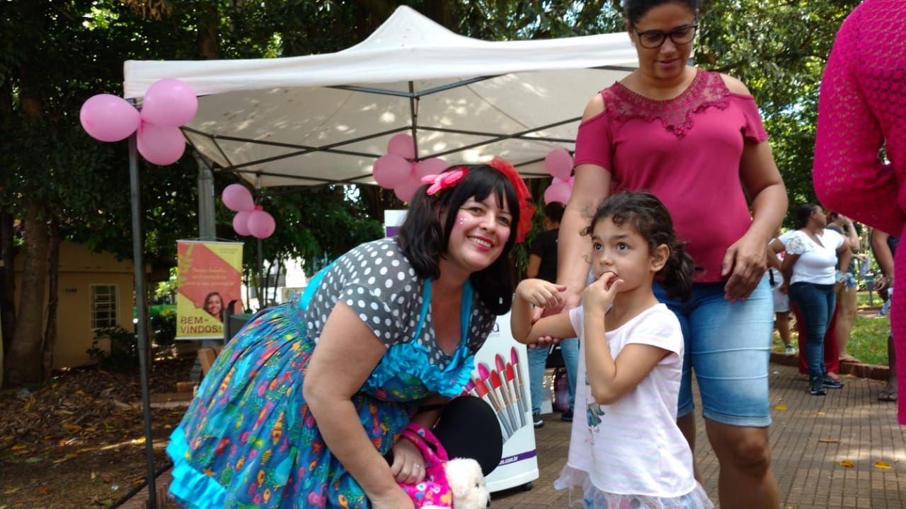 3 Encontro do Idoso na Praça - Tia Paula Santos