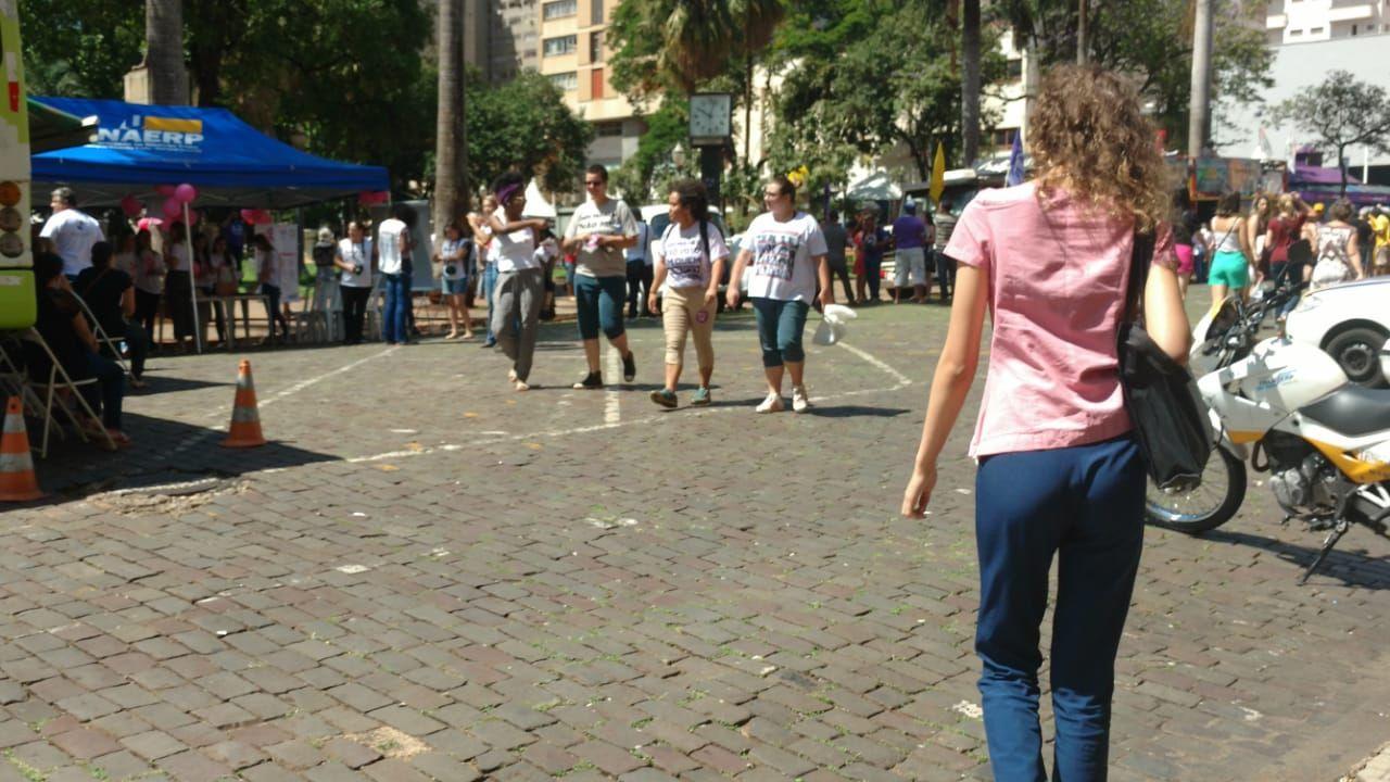 3 Encontro do Idoso na Praça
