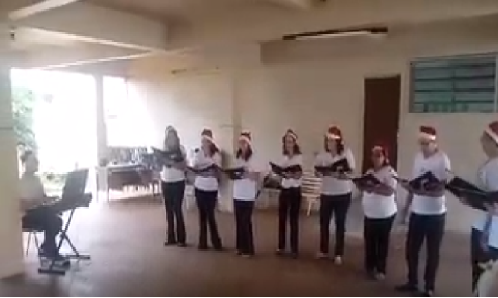 Coral TomSete - Jingle Bell Rock