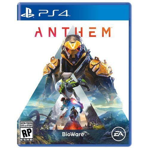 Anthem - PS4 Midia Física Seminovo