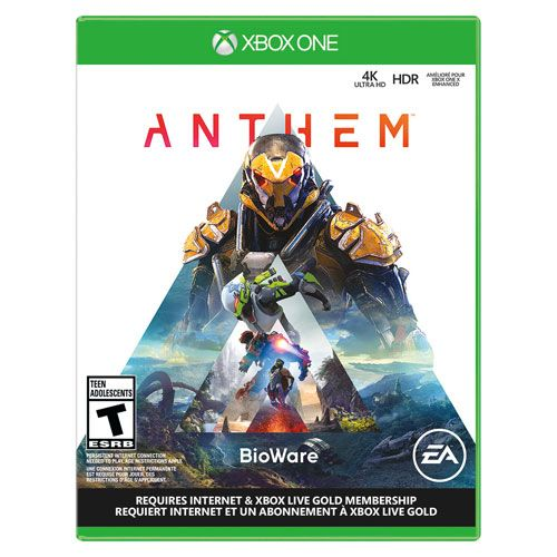 Anthem - Xbox One Pré Venda 22/02/2019