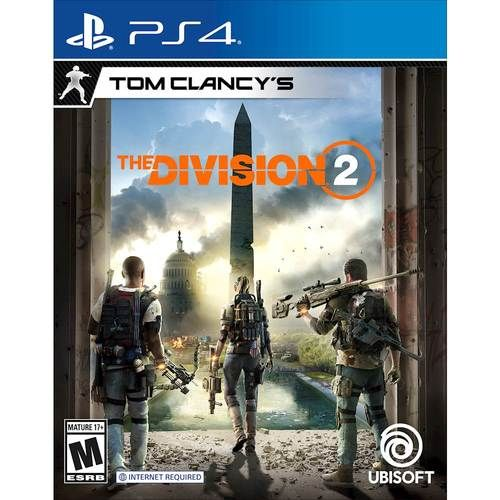 The Division 2 - PS4 Pré Venda 15/03/2019