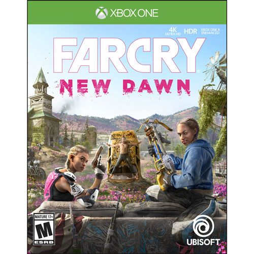 Farcry New Dawn - Xbox One Seminovo