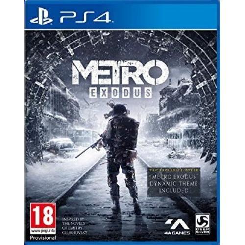 Metro Exodus - PS4 Pré Venda 15/02/2019