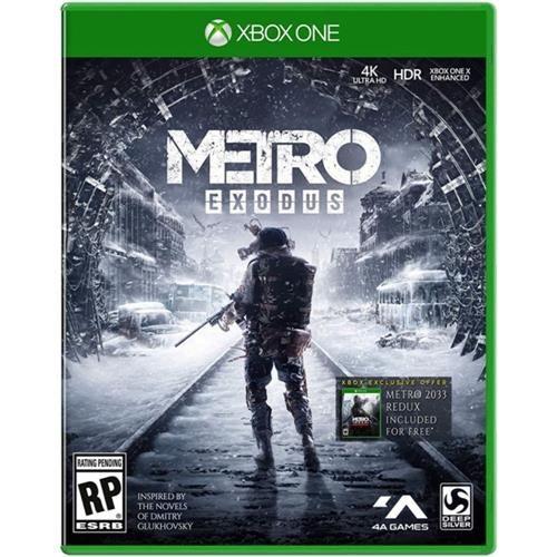 Metro Exodus - Xbox One Pré Venda 15/02/2019