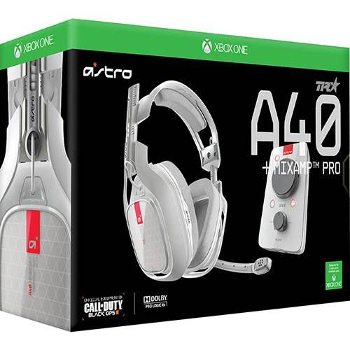 Head Set Astro A40 - Xbox One