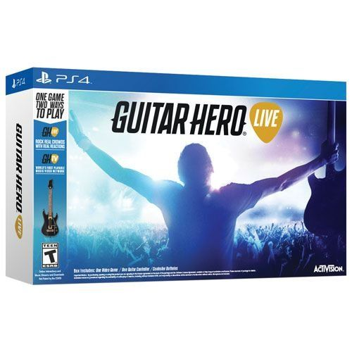 Guitar Hero Live - PS4 Seminovo