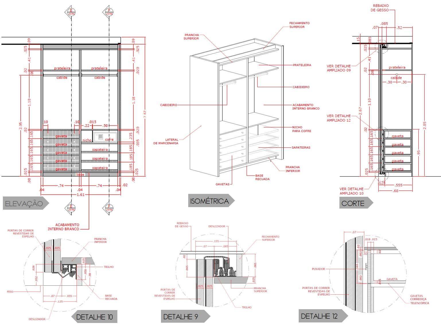 Projeto de Arquitetura - Construinove