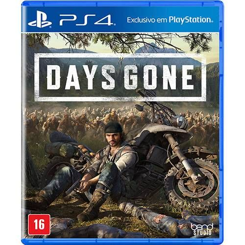 Days Gone + Camisa - PS4