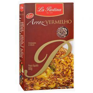 Arroz Vermelho La Pastina 500g