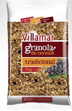 Granola Villamar Tradicional 1kg