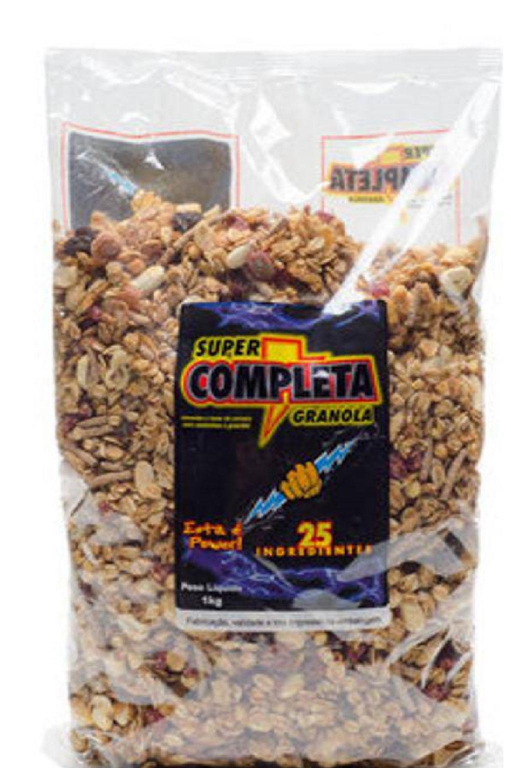 Granola Super Completa 1 kg