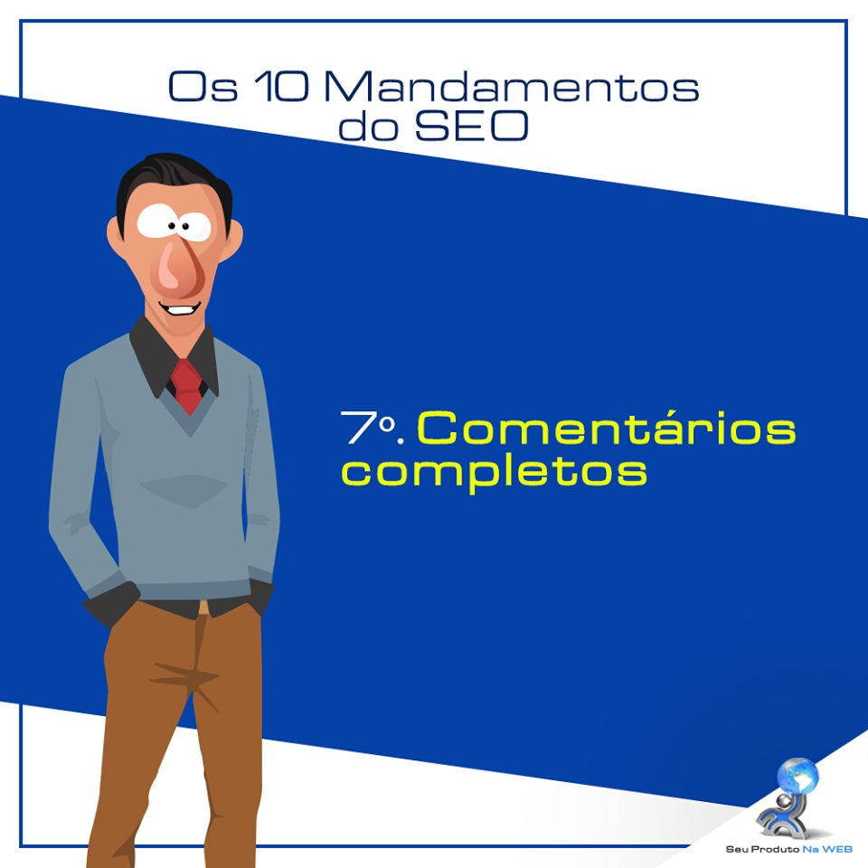 10 Mandamentos do SEO - Depoimentos