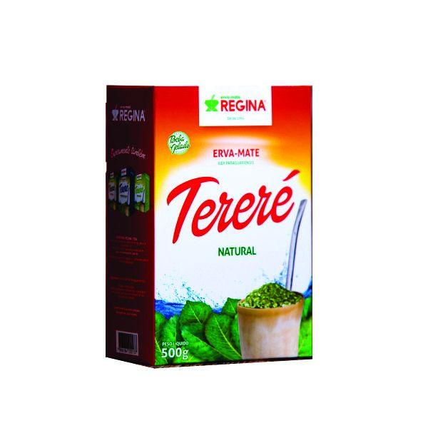Erva Mate Tereré Regina Natural 500g