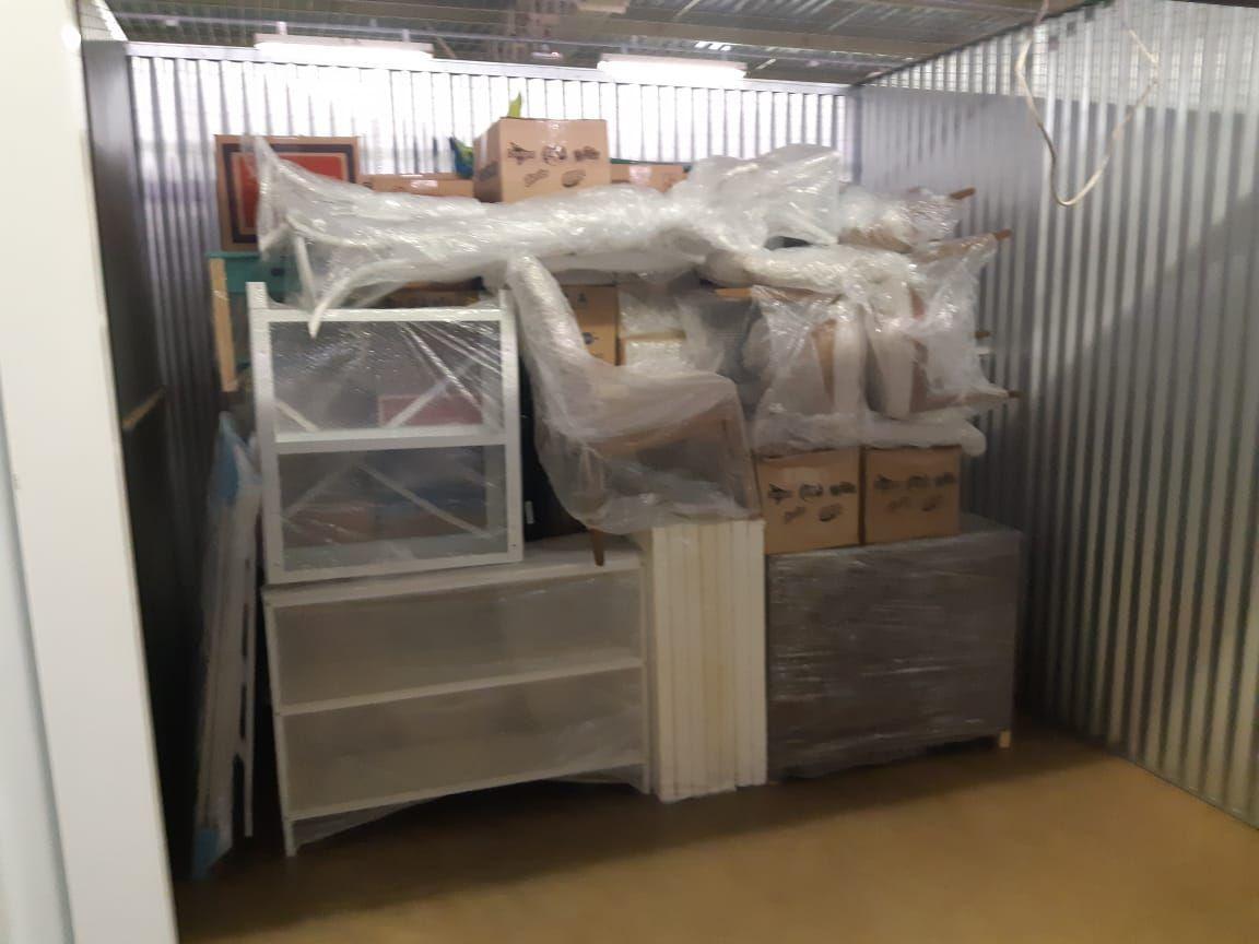 estocagem de móveis