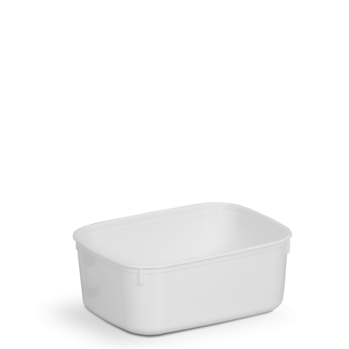 Pote de  sorvete 1,5l s/ tampa
