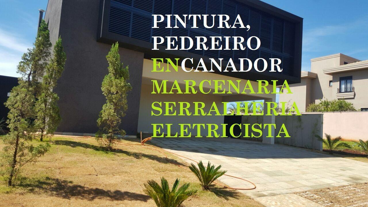 PINTURA, PEDREIRO Serviços Gerais