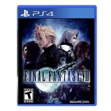Final Fantasy 7 - PS4