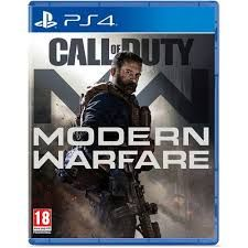Call of duty Modern Warfare - PS4 Pré Venda 25/10/2019