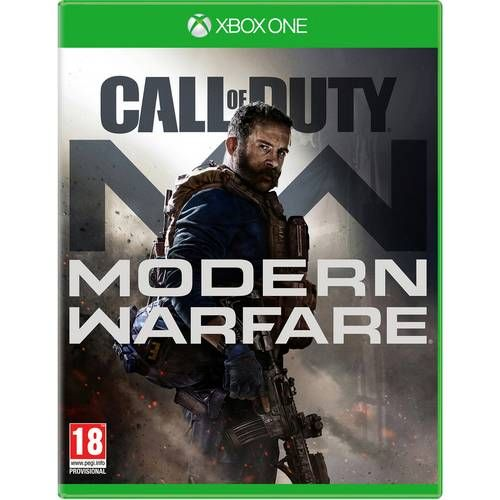 Call of duty Modern Warfare - Xbox One Pré Venda 25/10/2019