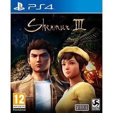 Shenmue 3 - PS4 Pré Venda 19/11/19