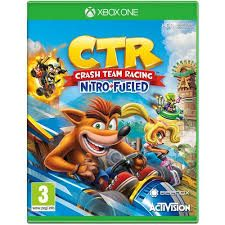 Crash Team Racing - Xbox One Pré Venda 21/06/2019