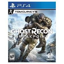 Ghost Recon Breakpoint - PS4 Pré Venda 04/10/2019