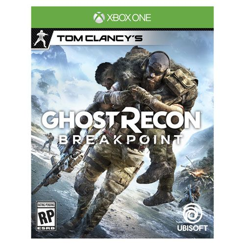 Ghost Recon Breakpoint - Xbox One Pré Venda 04/10/2019