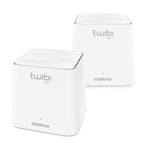 Roteador wifi Novidade mesh twib fast dual band Intelbras