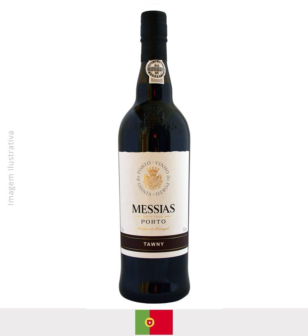 Vinho do Porto Messias - Tawny 750ml