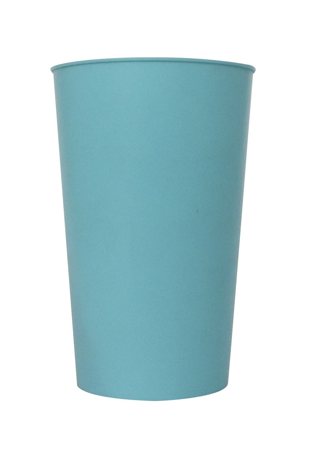 Copo Label 550ml - Hello Summer - Copo azul tiffany liso