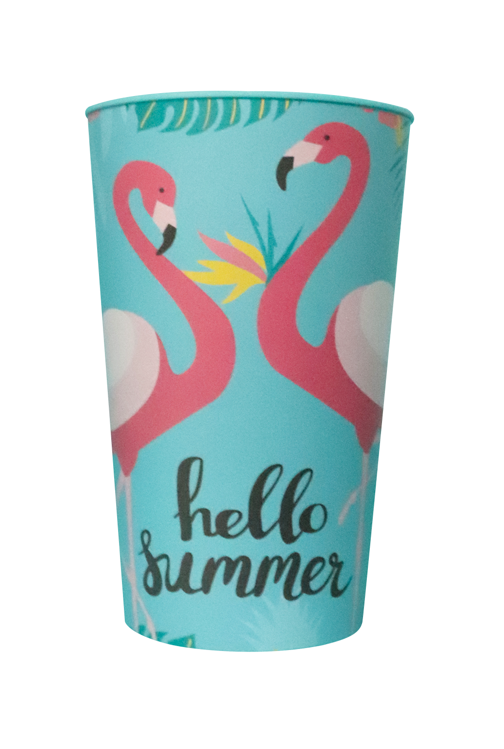 Copo Label 550ml - Hello Summer - Copo frente