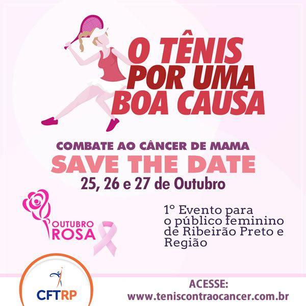 Tênis Contra o Câncer